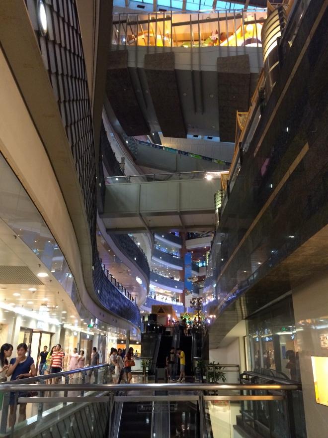 Super Brand Mall in Shanghai